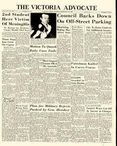 Advocate, February 18, 1964, Page 1