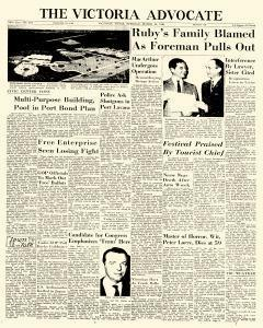 Advocate, March 24, 1964, Page 1