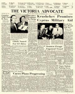 Advocate, September 20, 1964, Page 1
