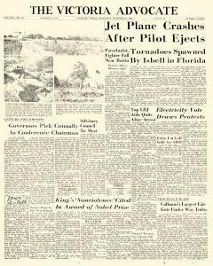 Advocate, October 15, 1964, Page 1
