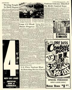 Advocate, October 23, 1964, Page 7