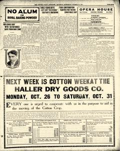 Daily Advocate, October 24, 1914, Page 5