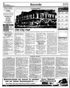Waxahachie Daily Light, May 22, 2007, Page 4