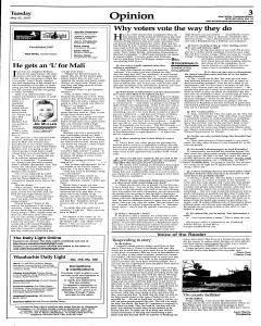 Waxahachie Daily Light, May 22, 2007, Page 3