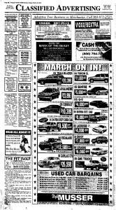 Wills Point Chronicle, March 25, 2005, Page 40