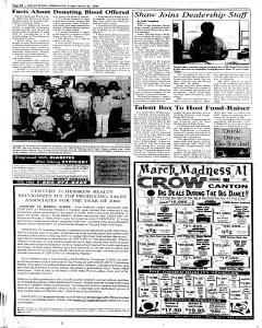 Wills Point Chronicle, March 25, 2005, Page 18