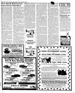Wills Point Chronicle, March 25, 2005, Page 24