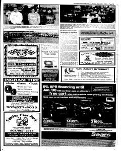 Wills Point Chronicle, March 25, 2005, Page 21