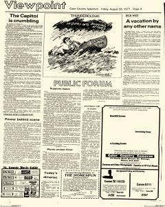 Color Country Spectrum, August 26, 1977, Page 7