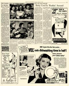 Salt Lake Tribune, February 02, 1949, Page 13