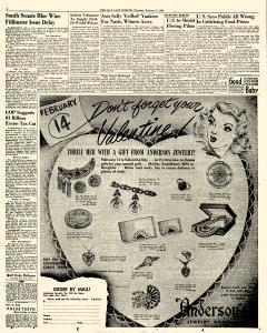 Salt Lake Tribune, February 03, 1949, p. 2