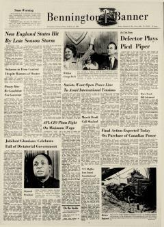 Bennington Banner, February 25, 1966, Page 2