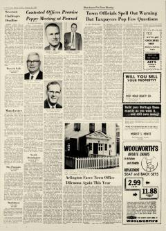 Bennington Banner, February 25, 1966, Page 12