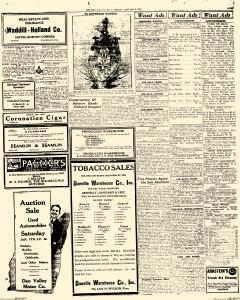 Danville Bee, January 06, 1922, Page 9