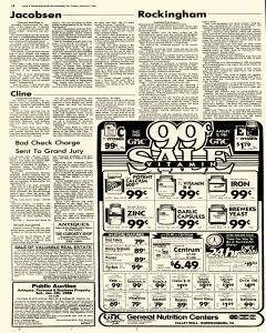 Harrisonburg Daily News Record, January 03, 1986, Page 14