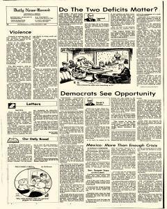 Harrisonburg Daily News Record, December 05, 1986, Page 6