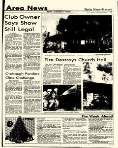 Harrisonburg Daily News Record, December 05, 1986, Page 19
