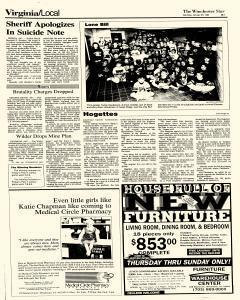 Winchester Star, January 25, 1992, Page 3