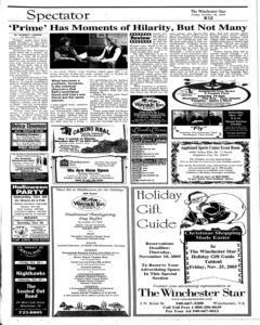 Winchester Star, October 28, 2005, Page 20