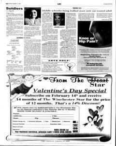 Winchester Star, February 12, 2008, Page 18