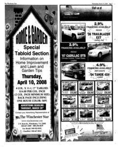Winchester Star, March 19, 2008, Page 35