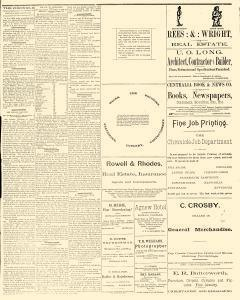 Centralia Chronicle, August 15, 1889, Page 2