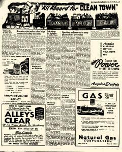 Port Angeles Evening News, April 26, 1958, Page 4