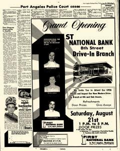 Port Angeles Evening News, August 20, 1965, Page 4