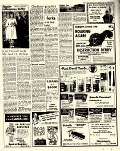 Port Angeles Evening News, August 20, 1965, Page 7