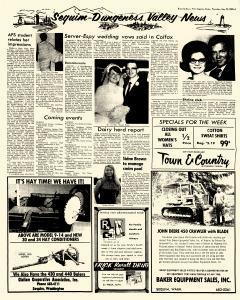 Port Angeles Evening News, May 29, 1969, Page 7