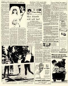 Port Angeles Evening News, August 01, 1969, Page 6