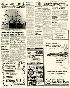 Port Angeles Evening News, August 01, 1969, Page 4