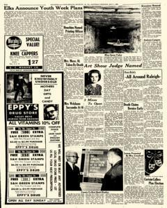 Beckley Post Herald and Raleigh Register, May 01, 1965, Page 12