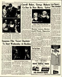 Beckley Post Herald and Raleigh Register, May 01, 1965, Page 26
