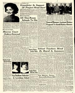 Beckley Post Herald and Raleigh Register, May 01, 1965, Page 9
