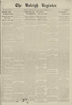 Raleigh Register, December 21, 1911, Page 2