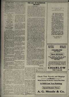 Raleigh Register, October 22, 1914, Page 8