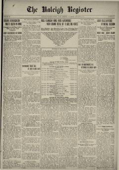 Raleigh Register, January 21, 1915, Page 2