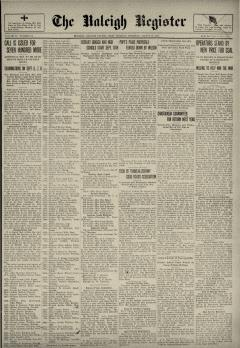 Raleigh Register, August 30, 1917, Page 87