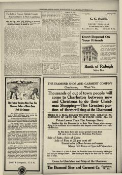 Raleigh Register, December 19, 1918, Page 14
