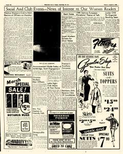 Weirton Daily Times, March 02, 1956, Page 6
