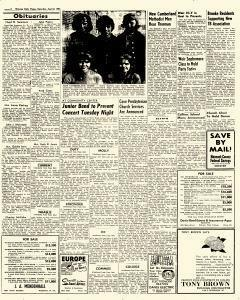 Weirton Daily Times, April 08, 1961, Page 12