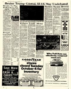 Weirton Daily Times, October 03, 1977, Page 18