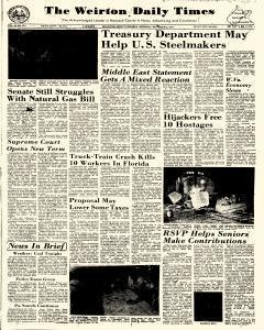 Weirton Daily Times, October 03, 1977, Page 1