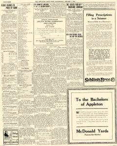 Appleton Daily Post, January 07, 1920, Page 4