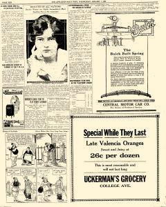 Appleton Daily Post, January 07, 1920, Page 7