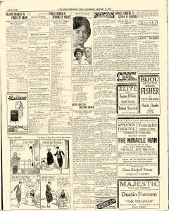 Appleton Daily Post, January 15, 1920, Page 4
