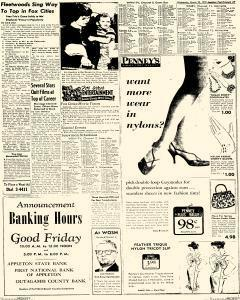 Appleton Post Crescent, March 25, 1959, Page 7