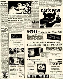 Appleton Post Crescent, March 30, 1959, Page 4