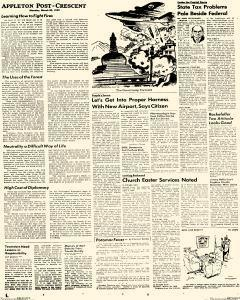 Appleton Post Crescent, March 30, 1959, Page 6